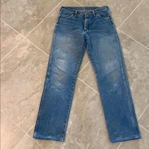 Vintage Flare Wranglers Jeans